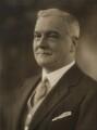 Sir Frederick William Francis George Frankland, 10th Bt, by Bassano Ltd - NPG x84203