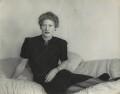 Anne Marie Huth Fremantle (née Jackson), by Bassano Ltd - NPG x84219