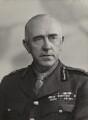 Sir Harold Edmund Franklyn, by Bassano Ltd - NPG x84221