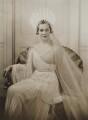 Diana Mitford (later Lady Mosley), by Bassano Ltd - NPG x84242