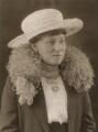 Mrs M. Goodman, by Bassano Ltd - NPG x84260