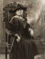 Alice (née Amos), Lady Gouin, by Bassano Ltd - NPG x84261