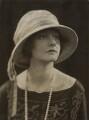 Elizabeth Irving, by Bassano Ltd - NPG x84326