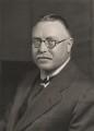 Sir Bertram Hyde Jones, by Bassano Ltd - NPG x84366