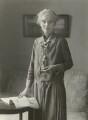 Beatrice Webb, by Bassano Ltd - NPG x84434