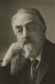 Sidney James Webb, Baron Passfield, by Bassano Ltd - NPG x84435