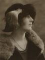 Veronica Margaret Pease (née Noble), Lady Gainford, by Bassano Ltd - NPG x84455