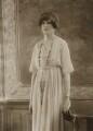 Marguerite Magdalen Ashton (née Case), Lady Radcliffe, by Bassano Ltd - NPG x84499
