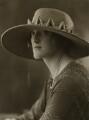 Alison Lee Turle (née Rabett), by Bassano Ltd - NPG x84505