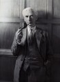 Bertrand Arthur William Russell, 3rd Earl Russell, by Bassano Ltd - NPG x84658