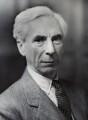 Bertrand Arthur William Russell, 3rd Earl Russell, by Bassano Ltd - NPG x84659