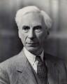 Bertrand Arthur William Russell, 3rd Earl Russell, by Bassano Ltd - NPG x84660