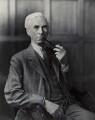 Bertrand Arthur William Russell, 3rd Earl Russell, by Bassano Ltd - NPG x84661