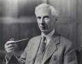 Bertrand Arthur William Russell, 3rd Earl Russell, by Bassano Ltd - NPG x84663