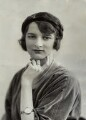 Jennie Westlake Watkins (née Ruthen), by Bassano Ltd - NPG x84669