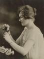 Elaine Margaret Wauchope (née Armstrong-Jones), by Bassano Ltd - NPG x84739