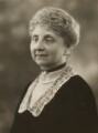 Gertrude Emily (née Raphael), Lady Spielman, by Bassano Ltd - NPG x84832