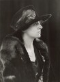 Eileen Agatha Stanhope (née Browne), Countess Stanhope, by Bassano Ltd - NPG x84850