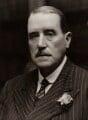 Sir Jocelyn Field Thorpe, by Bassano Ltd - NPG x84904