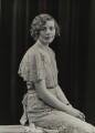 Eileen Tremayne, by Bassano Ltd - NPG x84918