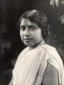 Sethu Lakshmi Bayi, Maharani of Travancore, by Bassano Ltd - NPG x84920