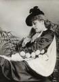 Violet Vanbrugh (Violet Augusta Mary Barnes), by Alexander Bassano - NPG x84957