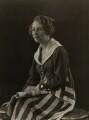 Marda Vanne (née Margaretha van Hulsteyn), by Bassano Ltd - NPG x84967