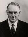 Sir (Charles) Geoffrey Vickers, by Bassano Ltd - NPG x84975