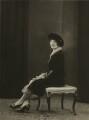 Josephine Victor, by Bassano Ltd - NPG x84977