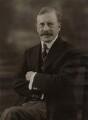 Sir Francis Minchin Voules, by Bassano Ltd - NPG x84983