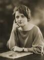 Ellen Cicely Wilkinson, by Bassano Ltd - NPG x85038