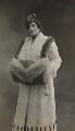Lydia Yavorska (née Hubbenet, later Lady Pollock), Princess Bariatinsky, by Bassano Ltd - NPG x85075