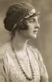 Mrs A.J.B. Lamb, by Bassano Ltd - NPG x85176