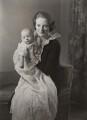 Julian George Winston Sandys; Diana Churchill (Mrs Bailey, later Mrs Sandys), by Bassano Ltd - NPG x85227