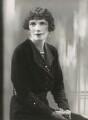 Sylvia Leonora (née Brett), Lady Brooke, Ranee of Sarawak, by Bassano Ltd - NPG x85229