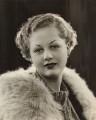Violet Pamela Kemp (née de Wolf), by Bassano Ltd - NPG x85252