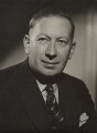 David Rees Rees-Williams, 1st Baron Ogmore of Bridgend, by Bassano Ltd - NPG x85261