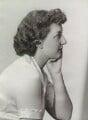 Peggy Frank (née Shaw), by Bassano Ltd - NPG x85277