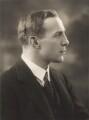 Roundell Cecil Palmer Wolmer, 3rd Earl of Selborne, by Bassano Ltd - NPG x85280