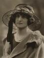 Victoria Alexandrina Catherine Dane (née Wingate), by Bassano Ltd - NPG x85283