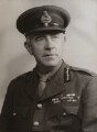 Sir Harold Edmund Franklyn, by Bassano Ltd - NPG x85368