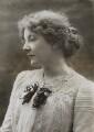 Lena Ashwell (née Lena Margaret Pocock, later Lady Simson) as Mrs Dane in 'Mrs Dane's Defence', by Alexander Bassano - NPG x85443