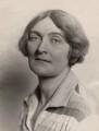 Dame Sybil Thorndike, by Bassano Ltd - NPG x85561