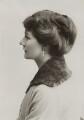 Florence Priscilla (née McLaren), Lady Norman, by Bassano Ltd - NPG x85598