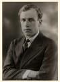James Allan Mollison, by Bassano Ltd - NPG x85647
