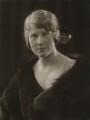Louisa Mountford (née Rainsford), by Bassano Ltd - NPG x85713