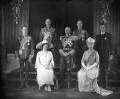 Royal Family Group, by Bassano Ltd - NPG x95760