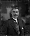 Patrick Bowes-Lyon, 15th Earl of Strathmore and Kinghorne, by Bassano Ltd - NPG x95774