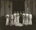 The wedding of Prince George, Duke of Kent and Princess Marina, Duchess of Kent, by Bassano Ltd - NPG x95788