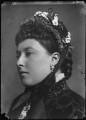 Princess Helena Augusta Victoria of Schleswig-Holstein, by Alexander Bassano - NPG x95869